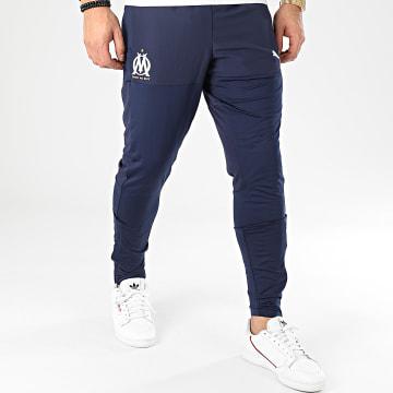 Pantalon Jogging OM Stadium 756624 Bleu Marine