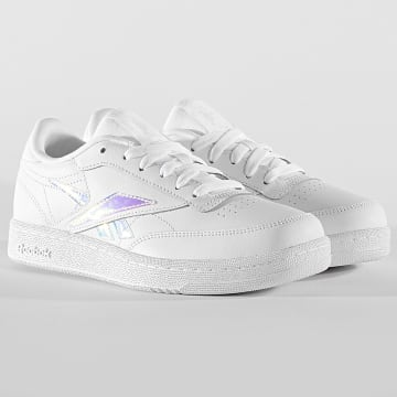 Baskets Femme Club C EG6026 White White