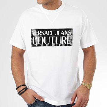 Versace Jeans Couture - Tee Shirt B3GVA7VN-30331 Blanc Noir
