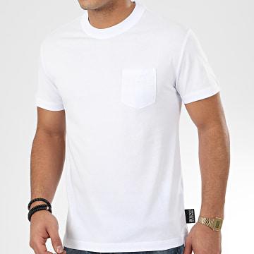 Versace Jeans Couture - Tee Shirt Poche B3GVA7TC-30319 Blanc
