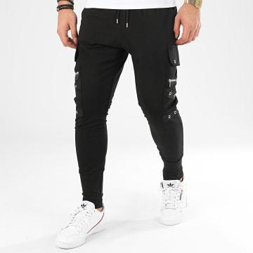 Pantalon Cargo K2256 Noir