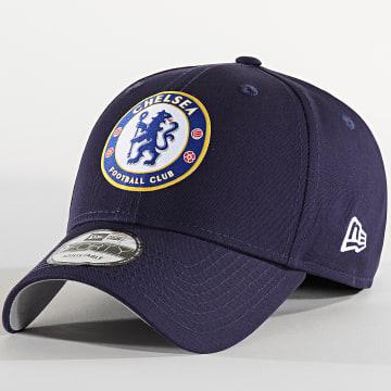 Casquette De Baseball 940 Chelsea FC 12340469 Bleu Marine