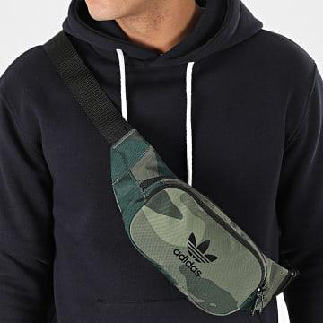 Adidas Originals - Sac Banane Camouflage FM1348 Vert Kaki