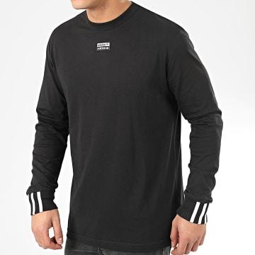 Tee Shirt Manches Longues FM2259 Noir