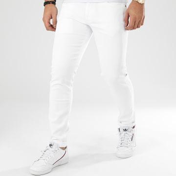 Pepe Jeans - Jean Stanley PM201705TA22 Blanc