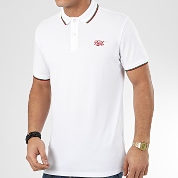 Petrol Industries - Polo Manches Courtes 903 Blanc
