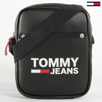 Tommy Jeans - Sacoche Cool City Mini Reporter 5527 Noir