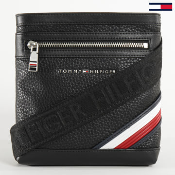 Tommy Hilfiger - Sacoche Downtown Mini Crossover 5580 Noir