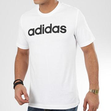 adidas - Tee Shirt Essential Lin DQ3056 Blanc