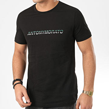 Tee Shirt Sport The Green Lin MMKS01754 Noir