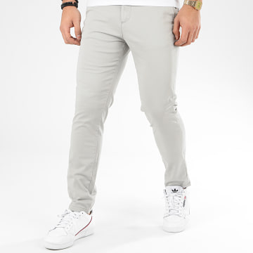 Jack And Jones - Pantalon Chino Marco Bowie Gris Clair