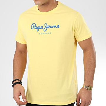 Tee Shirt Eggo PM500465 Jaune