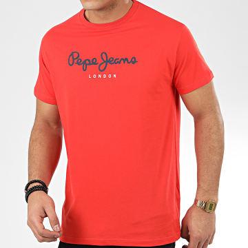 Tee Shirt Eggo PM500465 Rouge