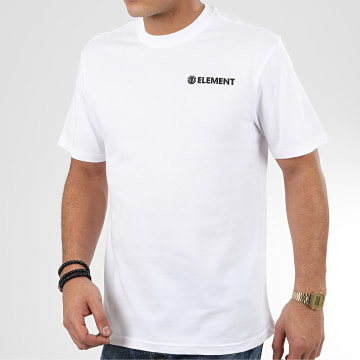 Tee Shirt Blazin Chest Blanc