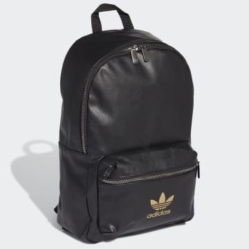 Adidas Originals - Sac A Dos PU FL9627 Noir Doré