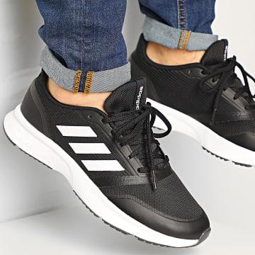 adidas - Baskets Nova Flow EH1366 Core Black Footwear White