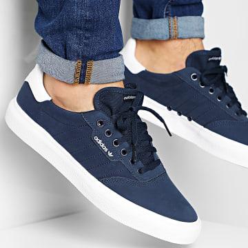 Adidas Originals - Baskets 3MC EG2730 Collegiate Navy Footwear White Gum 4