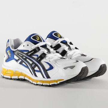 Asics - Baskets Gel Kayano 5 360 1021A159 White Black