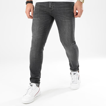 Celio - Jean Skinny C45 Rosklack Authentic Gris Anthracite