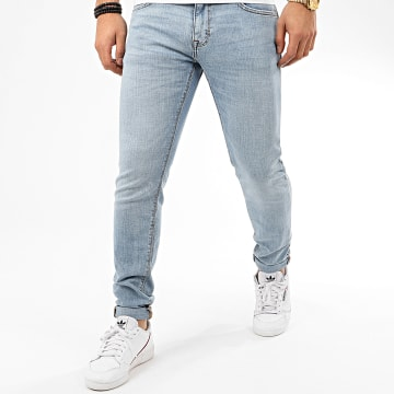 Celio - Jean Skinny C45 Authentic Rosklair Bleu Denim
