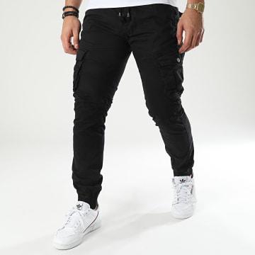 Jogger Pant WW6003 Noir