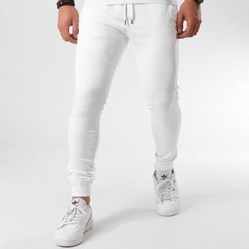 LBO - Jogger Pant 807 Blanc