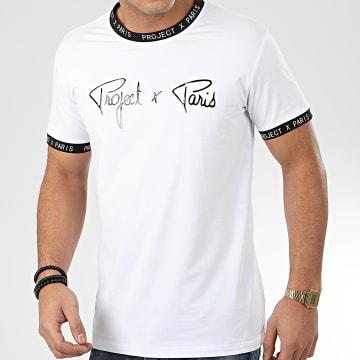 Project X - Tee Shirt 2010086 Blanc