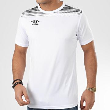 Umbro - Tee Shirt Print Jersey 647670-60 Blanc