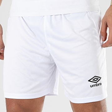 Umbro - Short Jogging 485420-60 Blanc