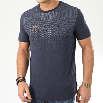 Umbro - Tee Shirt Alive 770980 Bleu Marine