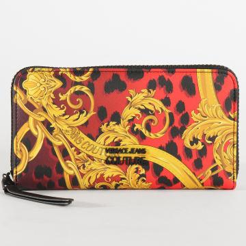 Portefeuille Femme Linea Print E1VVBBP1 Rouge Renaissance