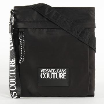 Versace Jeans Couture - Sacoche Linea Logo E1YVBB04 Noir