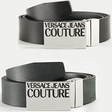 Versace Jeans Couture - Ceinture Réversible Linea Uomo D8YVBF32 Noir