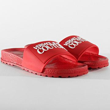 Claquettes Slide E0YVBSQ2 Rouge