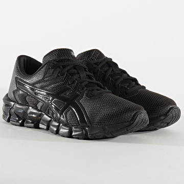Asics - Baskets Femme Gel Quantum 90 2 1024A038 Graphite Grey Black