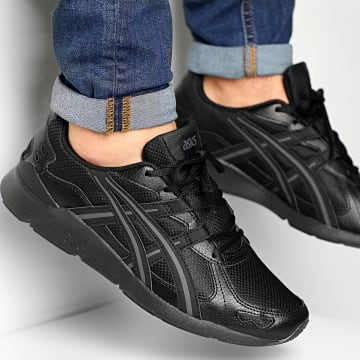 Asics - Baskets Gel Lyte Runner 2 1191A296 Black Black