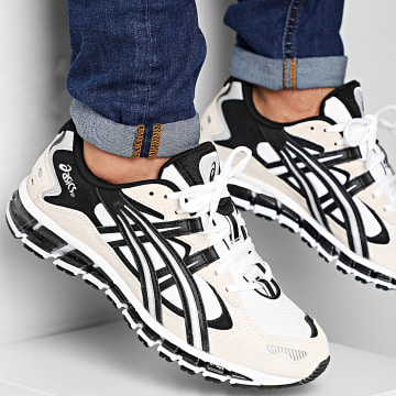 Asics - Baskets Gel Kayano 5 360 1021A160 White Black