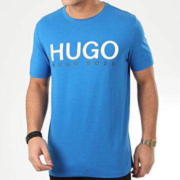 HUGO by Hugo Boss - Tee Shirt Dolive 202 50424999 Bleu Roi