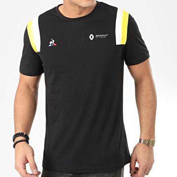 Le Coq Sportif - Tee Shirt Renault F1 Team Fanwear 20 2010437 Noir
