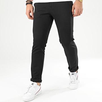 Classic Series - Pantalon Chino X-654 Noir