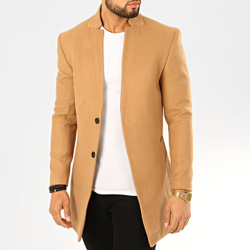 Manteau X-60600 Marron Clair