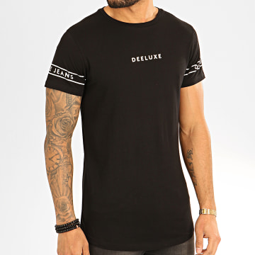 Tee Shirt Oversize Wake Noir