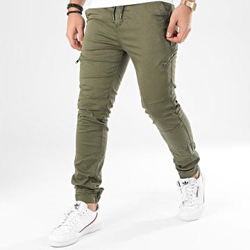 Jogger Pant Dubai Vert Kaki