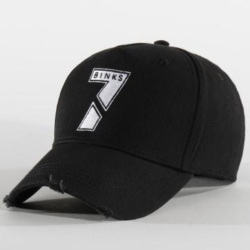 Casquette Logo Noir Blanc