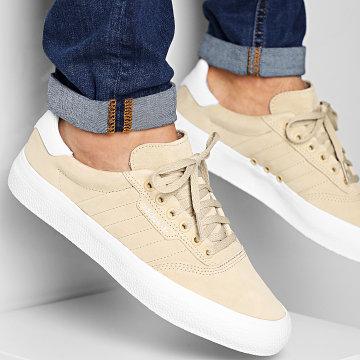 Baskets 3MC EG2724 Savannah Footwear White Core White