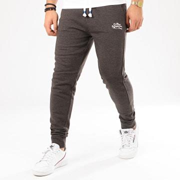 Pantalon Jogging 20709944 Gris Anthracite Chiné