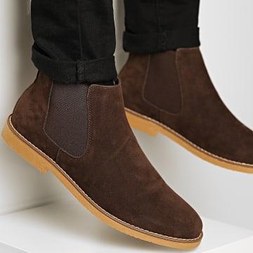Classic Series - Chelsea Boots M2723 Marron