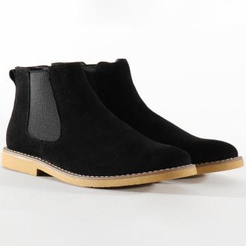Classic Series - Chelsea Boots M2723 Noir