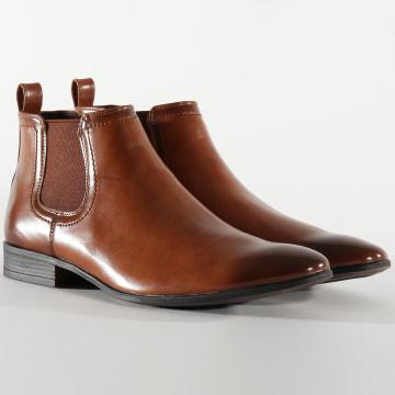 Chelsea Boots M5131 Marron