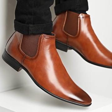 Classic Series - Chelsea Boots M5131 Marron